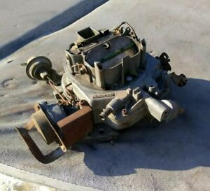 Jeep Amc Motorcraft 4350 Carburetor 360 401 390 1975 78 2