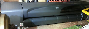 Hp Designjet 800ps C7780c 42 Wide Format Printer Q1278a Scanner No Shipping