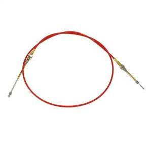 B m 80506 Performance Shifter Cable Reduces Backlash Threaded Ends 6 Ft
