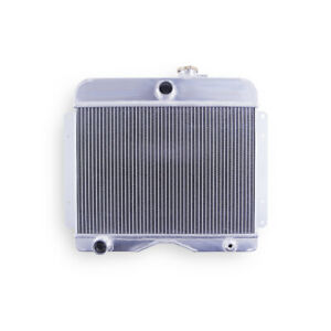 Aluminum Radiator Fit For 1946 1964 Jeep Willys Station Wagon 3 Row