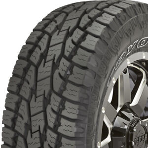 2 New P225 75r15 Toyo Open Country At Ii 225 75 15 Tires