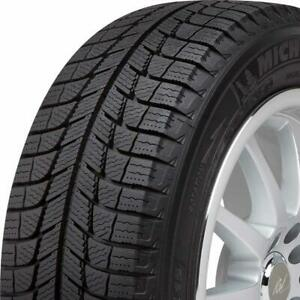4 New 225 55r18 98h Michelin X ice Xi3 225 55 18 Winter Snow Tires