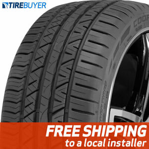 1 New 245 45r17 Cooper Zeon Rs3 g1 Tire 95 W