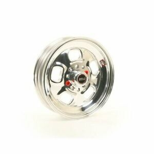 Weld Racing Rodlite Polished Wheel 15 X4 5x4 5 Bc Set Of 2