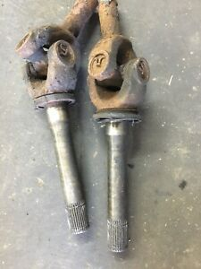 Dana 50 In Stock, Ready To Ship   WV Classic Car Parts and