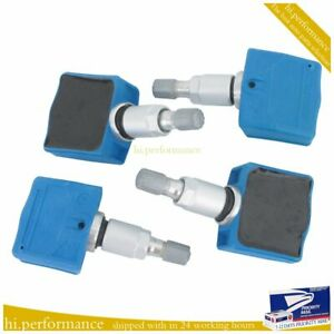 Set Of 4 Tire Pressure Sensor Tpms Monitoring For Nissan Infiniti 40700 1aa0b