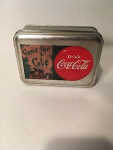 Coca-Cola Case Pocket Knife Tin Only