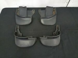 94 97 Acura Integra Mud Flaps Splash Guards Oem Gs R Set Front Rear Coupe Hatch