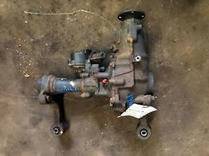 2001 2007 Toyota Sequoia Front Axle Differential Carrier 4 10 Ratio
