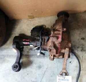 2000 2004 Toyota Tacoma Tundra Front Axle Differential Carrier 4 10 Ratio