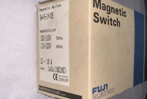 Brand New In Box Fuji Electric Magnetic Switch sw 5 1y 2e