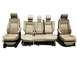 10 13 Range Rover Sport Seats Set Front And Rear