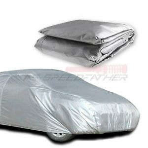 For Toyota Mini Vw Mercury Polyester Full Coverage Durable Polyester Car Cover