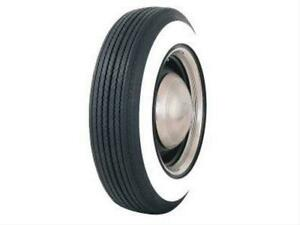 Coker Classic Bias Ply Tire G78 15 Bias Ply 3 250 In Whitewall 62803 Each