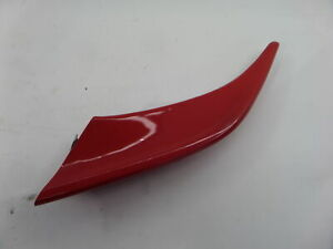 Porsche 928 S Right Rear Spoiler Wing Quarter Panel Section Red 78 89 Oem