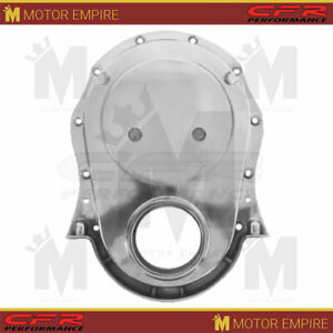 For 66 90 Chevy Big Block 396 402 427 454 Timing Chain Cover Polished Aluminum