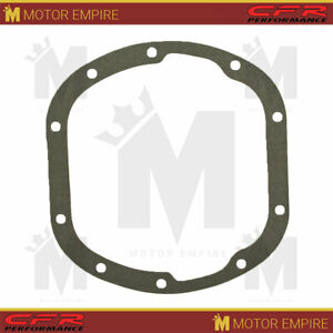 Rear End Differential Cover Gasket Fits Dana 30 10 Bolt Gray Fiber