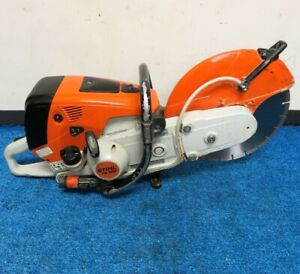 Stihl Ts 700 14 Concrete Cut Off Saw With New Blade 180513425