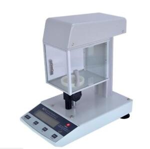 Automatic Surface Interfacial Tensiometer Tension Platinum Ring Method Bzy 202