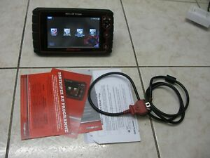 Snap On Solus Edge Eesc320 16 2 Diagnostic Scanner