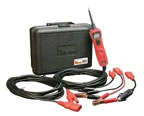 Power Probe Iii Pp3s01as With Case And Accessories Red With Accessories