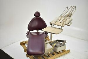 Great Used Adec 1040 Dental Exam Chair Set up Package Low Price 78337