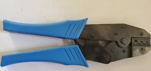Ratcheting Crimper Tool Electrical Wire Terminal Double Crimp ind 156