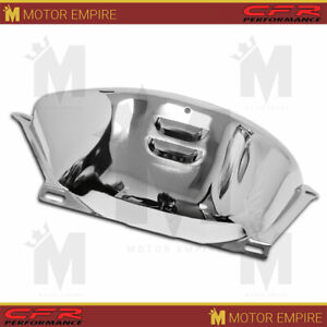 Fits Chevy Gm Turbo Th 350 Th 400 Engine Chrome Steel Flywheel Flexplate Cover