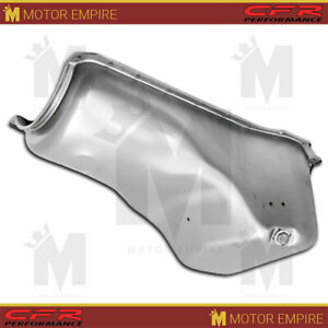 Fits 1970 1982 Ford Sb Small Block 351c 351m 400 Stock Capacity Oil Pan Unplated