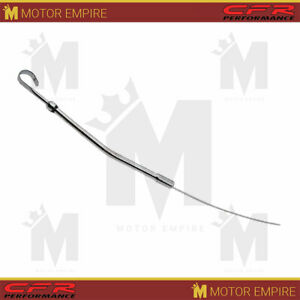 Fit 65 79 Pontiac Small Block 326 350 400 421 428 455 Engine Oil Dipstick Chrome