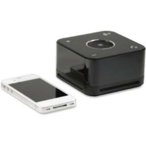 Spracht Conference Mate Portable Nfc Enabled Bluetooth Speakerphone Black