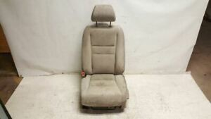 2006 2011 2009 Honda Civic Front Left Driver Seat Cloth Oem 42995