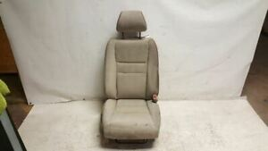 2006 2011 2009 Honda Civic Front Right Passenger Seat Cloth Oem 42996