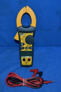 Ideal 61 763 760 Series Tightsight Clamp Meter