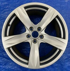 19 Ford Mustang Factory Oem Stock Wheel Rim Silver Dr331007ea 2013 2014 5 Spoke