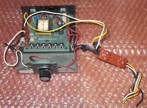 Minarik Dc Motor Controller Mm21011a With Speed Control Dial