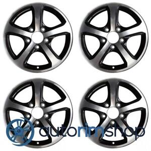 Honda Civic 2012 2013 2014 2015 15 Oem Wheel Rim Set