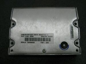 New Genuine Mopar Body Control Module pn 05144579ac