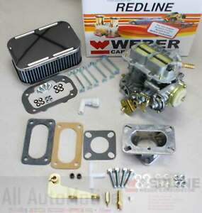 Weber 38 38 Performance Conversion Kit For Jeep Cj Willys Flat Head