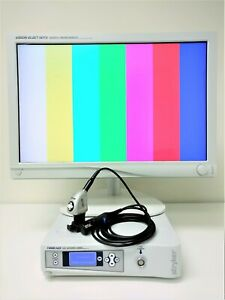 Stryker 1188 Hd Camera System With 26 Vision Elect Hd Monitor