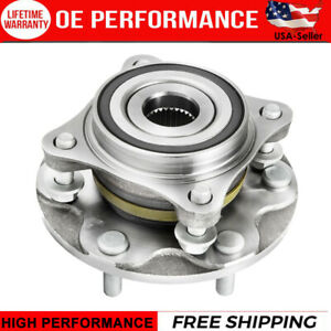 1 Front Wheel Hub Bearing Assembly For 2005 2006 2007 2008 2014 Toyota Tacoma