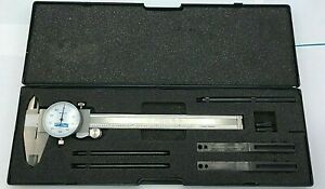 Fowler Extension Accessory Kit With 6 Shock Proof Caliper 001 Increments