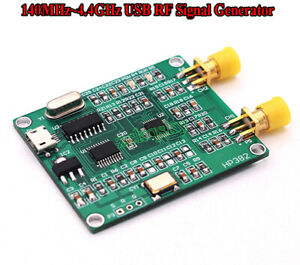 1pcs 140mhz 4 4ghz Frequency Usb Rf Signal Generator Module With Sweep Function