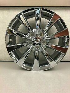 Lexus Ls460 Oem Chrome Wheel Disc 2007 2017
