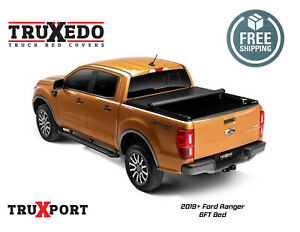 Truxedo Truxport Tonneau Cover Fits 2019 Ford Ranger 5ft Bed 231001