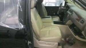 Passenger Front Seat Bucket bench Electric Fits 09 Avalanche 1500 2004929