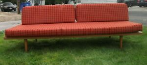 Mid Century Modern Sofa Couch Vintage Furniture 1950s
