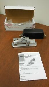 Thorlabs Xl411 High Precision Fiber Cleaver Switchable Blade Position