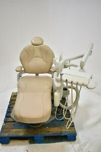 Pelton Crane Spirit Sp20 Dental Exam Chair Operatory Package