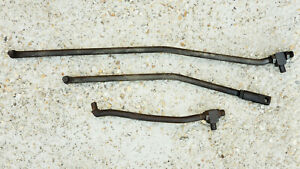Oem Linkage Rods 4 Speed Shifter 65 66 67 68 Chevy Impala Biscayne Belair Muncie